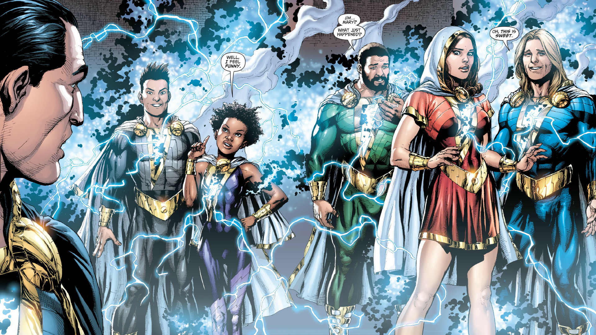 Free Download Justice League Wallpaper New 52 The Pre New 52