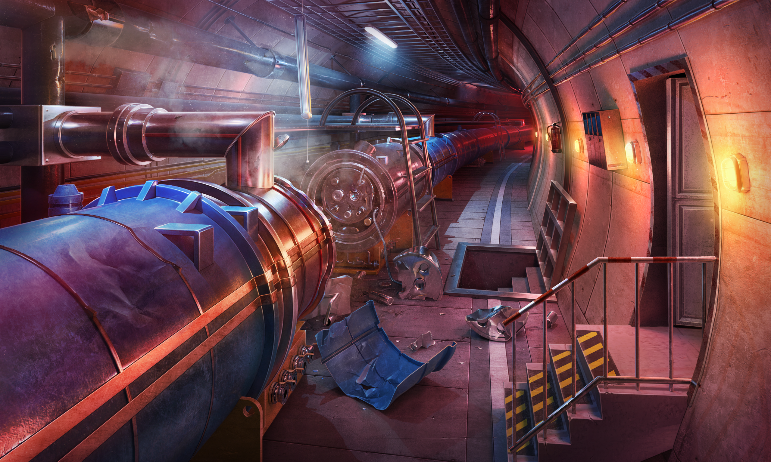 Hadron Collider xfiles background deepstate hadroncollider 2560x1536