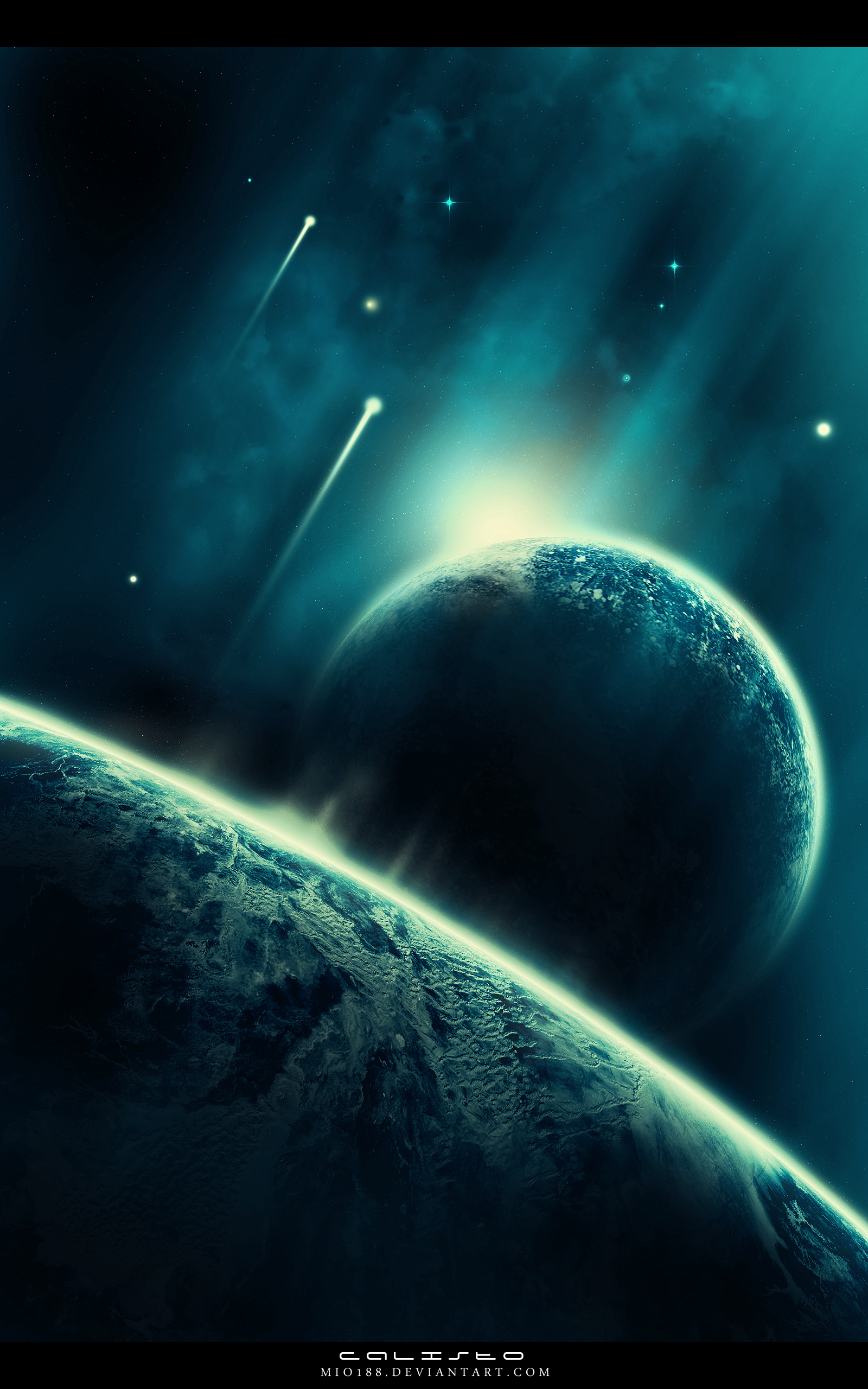 Planets Space 16002560 Wallpaper 2176985 1600x2560
