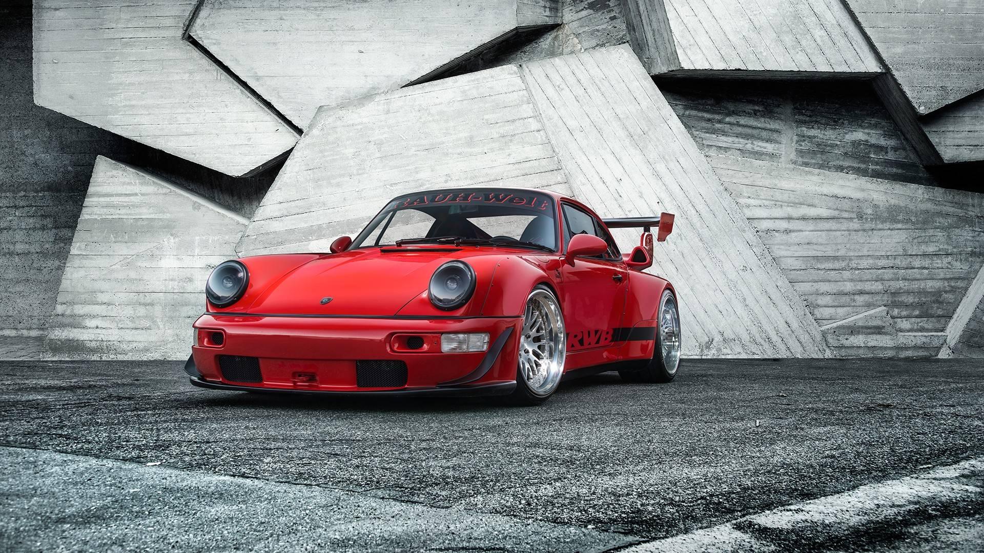 RWB Modified Porsche 911 Is Former SEMA Star Now Up For Sale 1920x1080