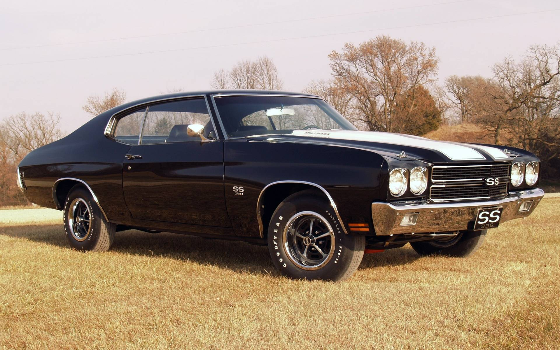 1970 Chevelle Wallpapers 1920x1200