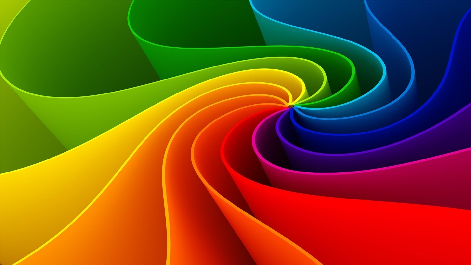 rainbow desktop wallpaper hd wallpapersafari