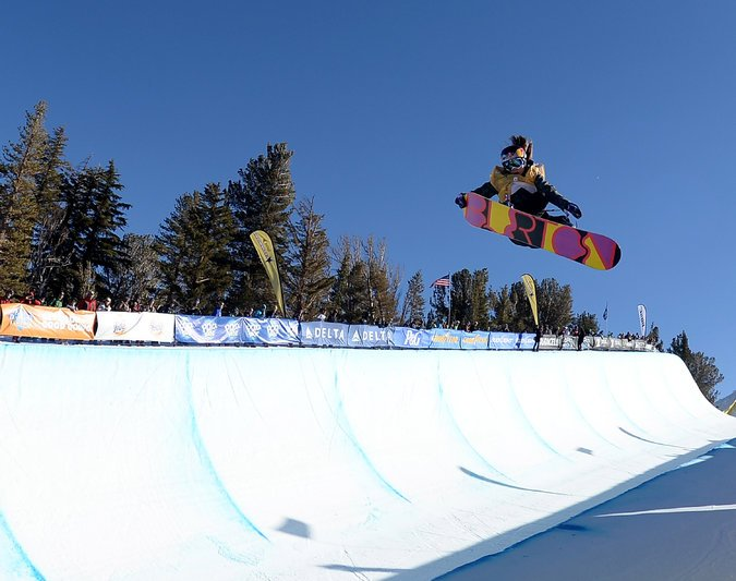 Olympic Snowboarding Pictures 675x533