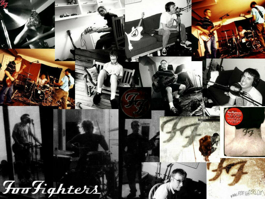 Foo Fighters Wallpapers HD Walls Find Wallpapers 1024x768