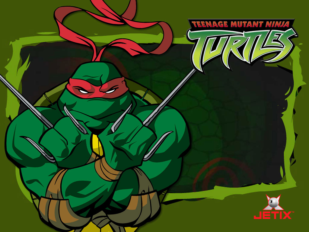 Wallpaper Teenage Mutant Ninja Turtles