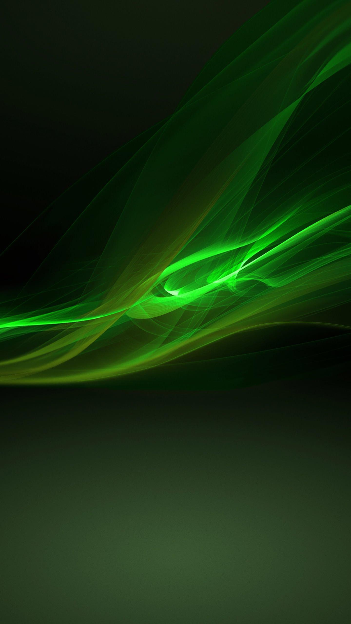 Green Cool wallpapersc SmartPhone 1440x2560
