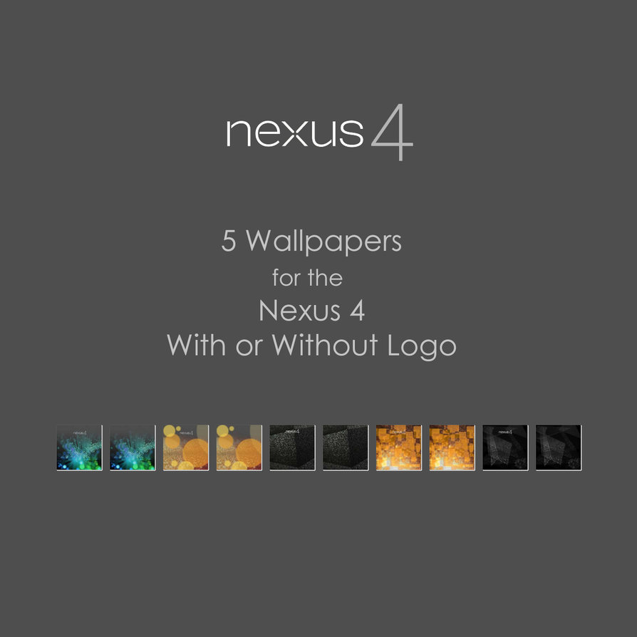 Google Nexus 4 Wallpaper by late8 894x894