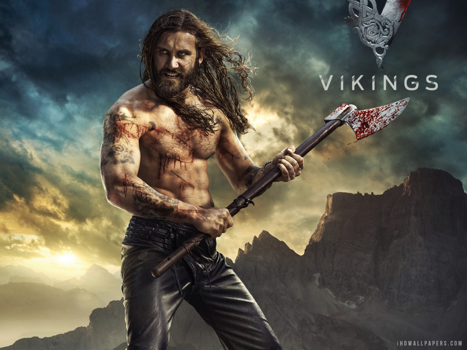 Vikings Wallpaper History Channel hd hd Wallpapers Vikings 1600x1200