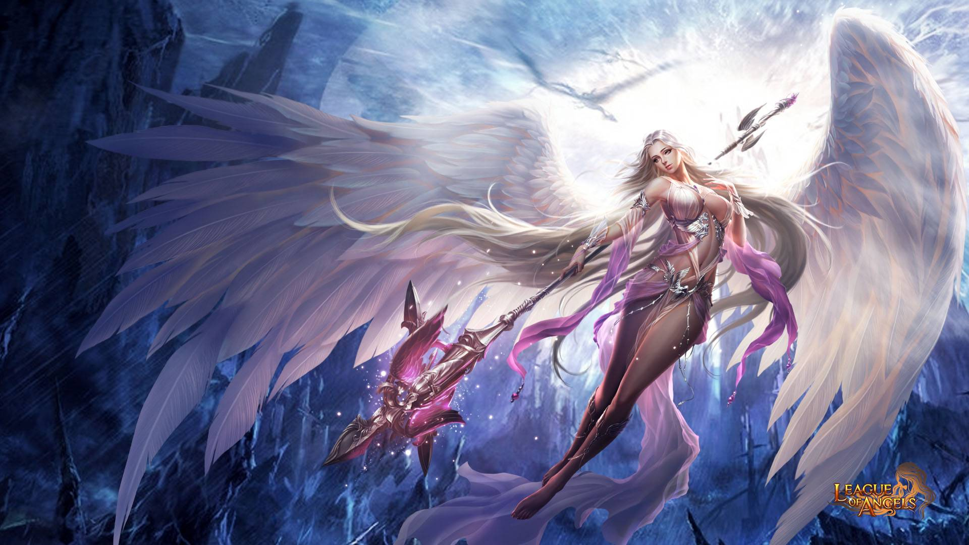League of Angels wallpaper 2 1920x1080