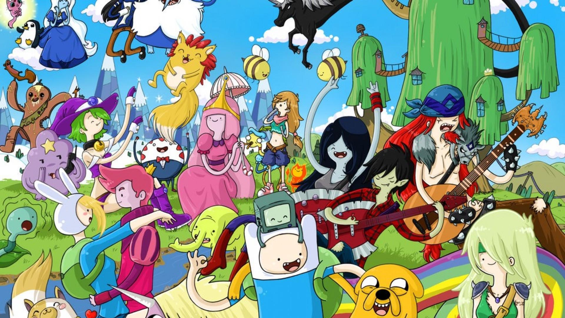 Adventure Time Wallpaper 1920x1080 1920x1080