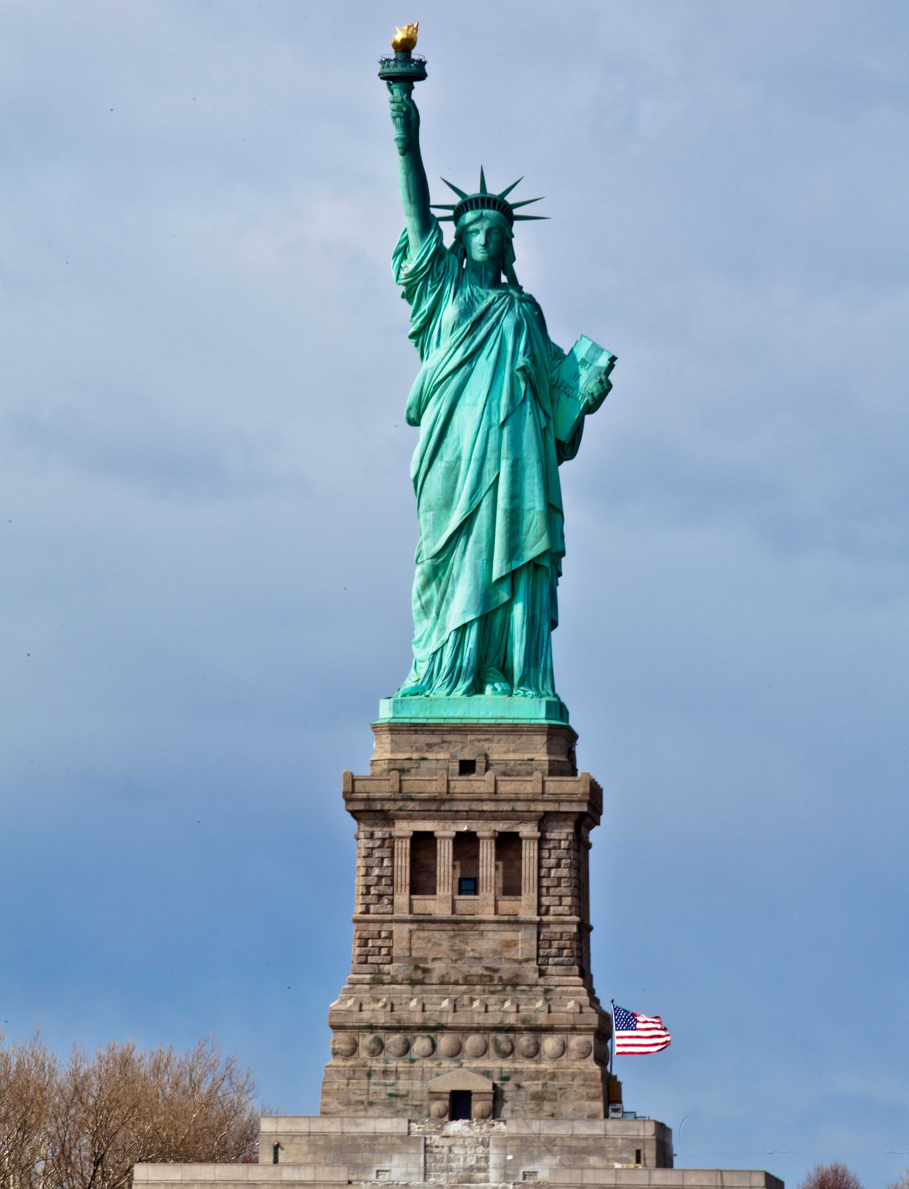 Free Download Statue Of Liberty Wallpaper Widescreen 3744x4897