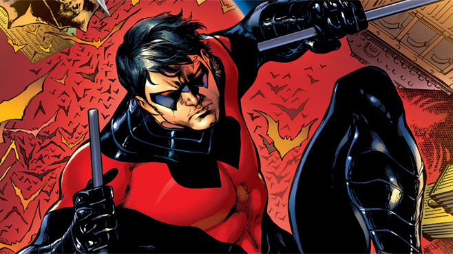Nightwing New 52 Wallpaper Of the day nightwing 658x370