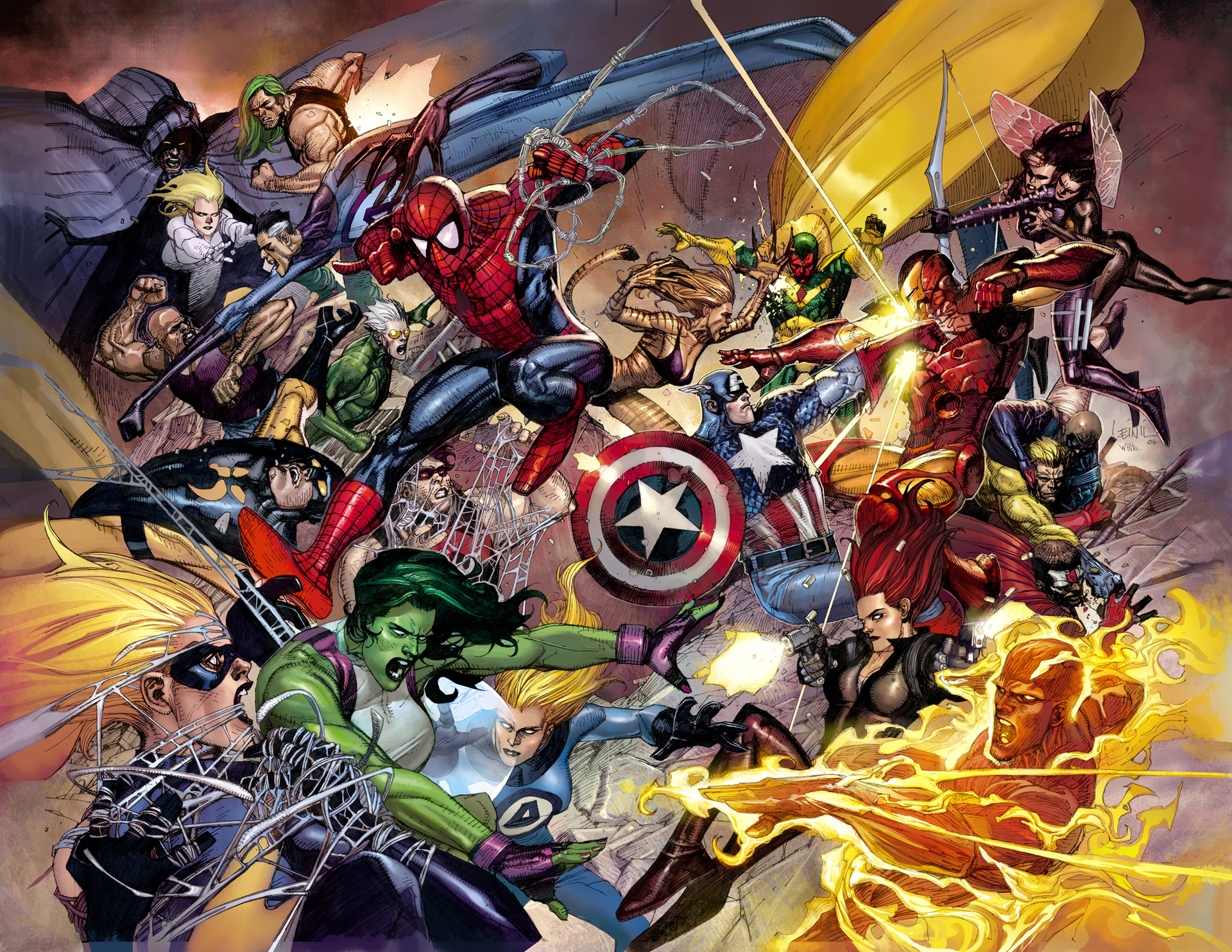 marvel comics   Marvel Comics Photo 301801 1920x1484