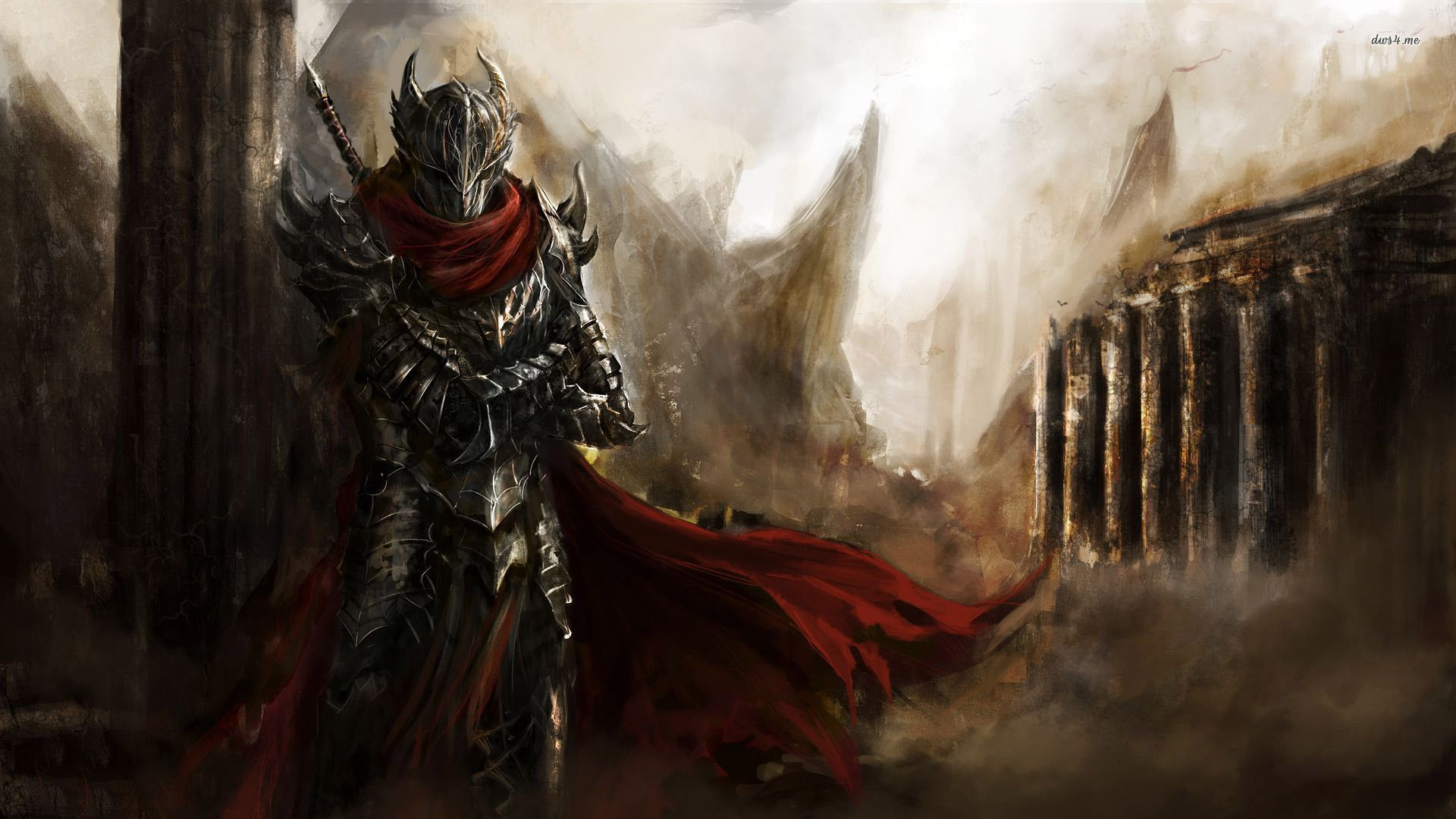 Wallpapers For Medieval Black Knight Wallpaper 1920x1080