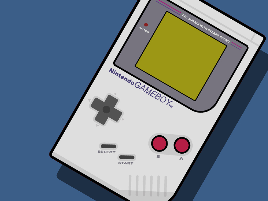 Game Boy fondos de pantalla Game Boy fotos gratis 1024x768