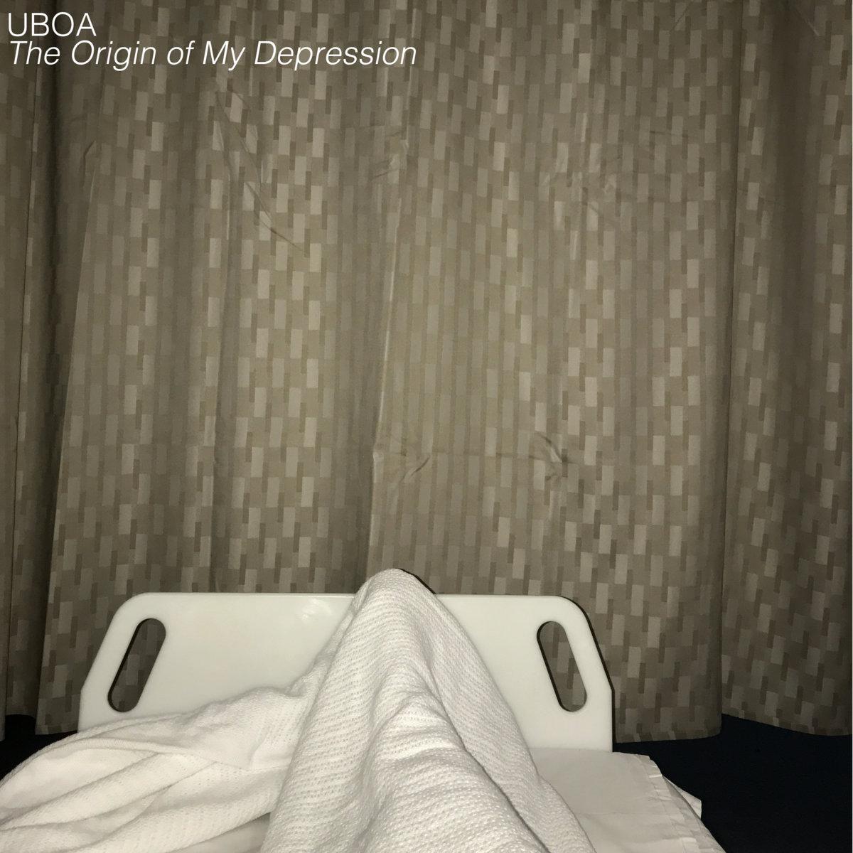 Uboa   The Origin Of My Depression   2019 RealmOfMetalorg 1200x1200