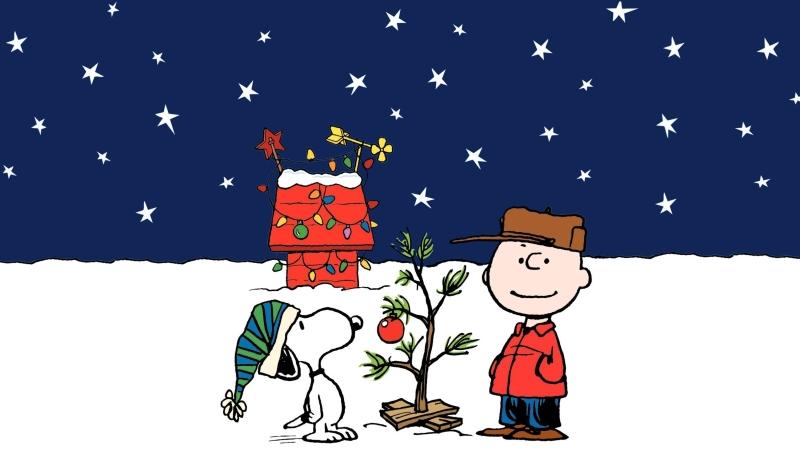 peanuts peanuts christmas 1600x900 wallpaper Christmas Wallpaper 800x450