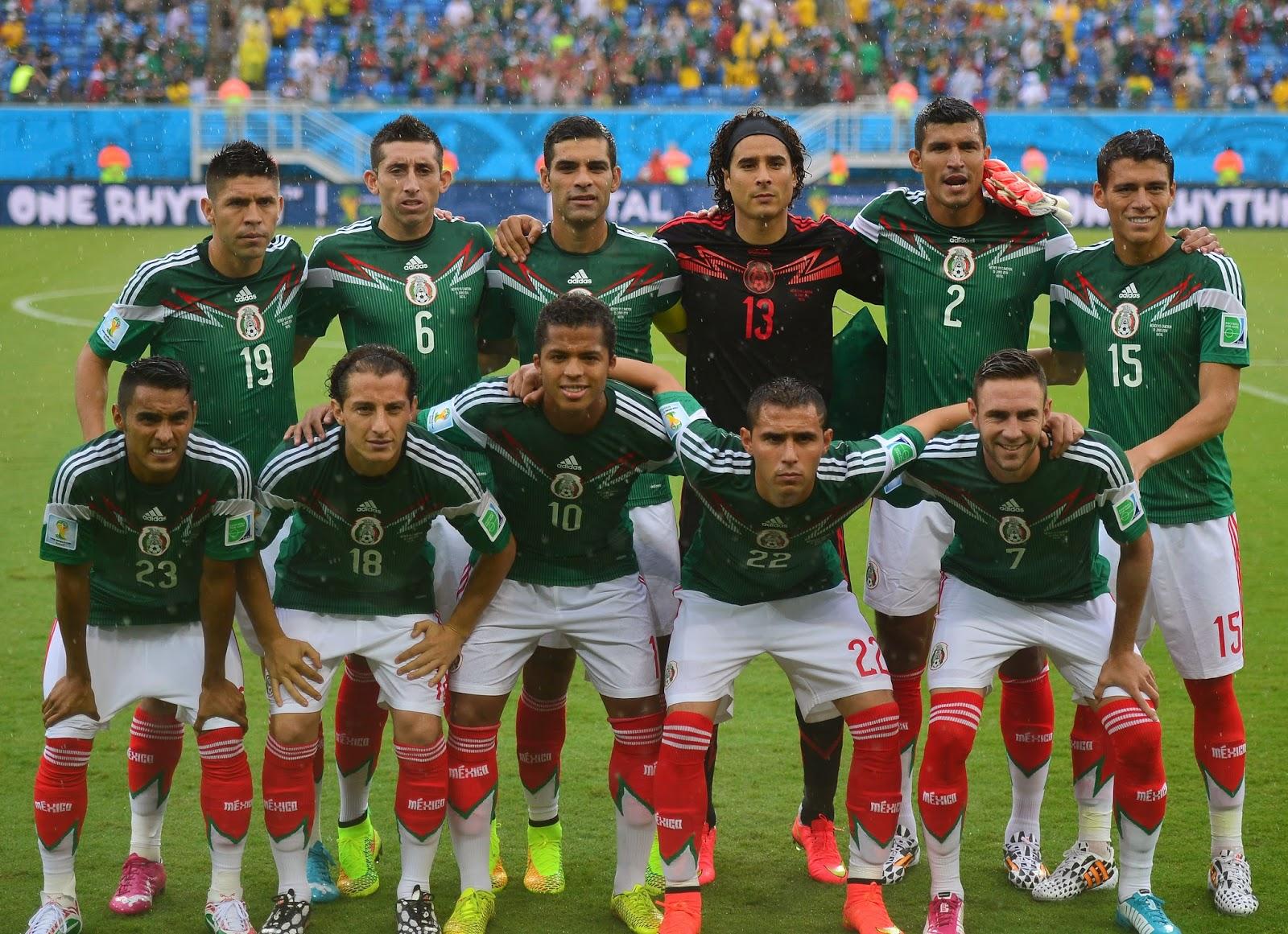 Football Group A Mexico Captain Mexico Squad Mexico vs Cameroon 1600x1161