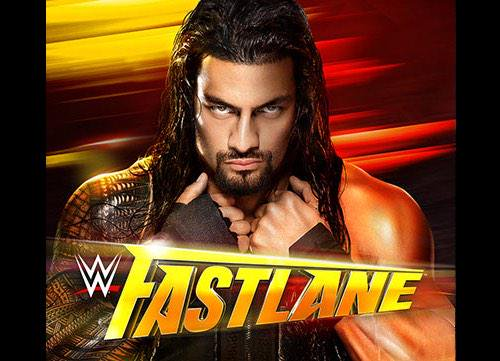 wwe fast lane 2015 poster WWE Fast lane 2015 Poster Wallpapers 500x361