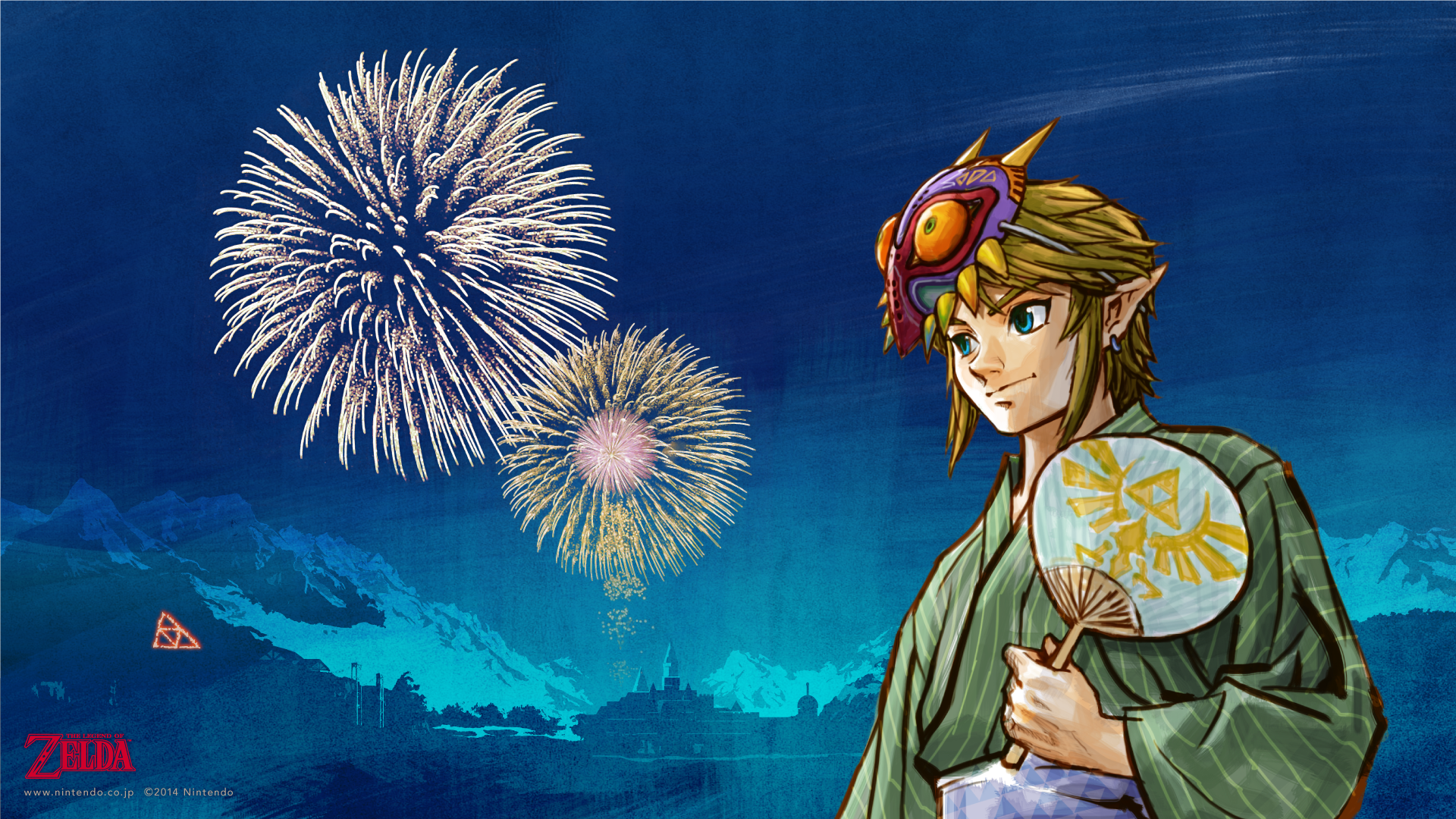 Majoras Mask Has Been Teased In New Official Nintendo 1920x1080