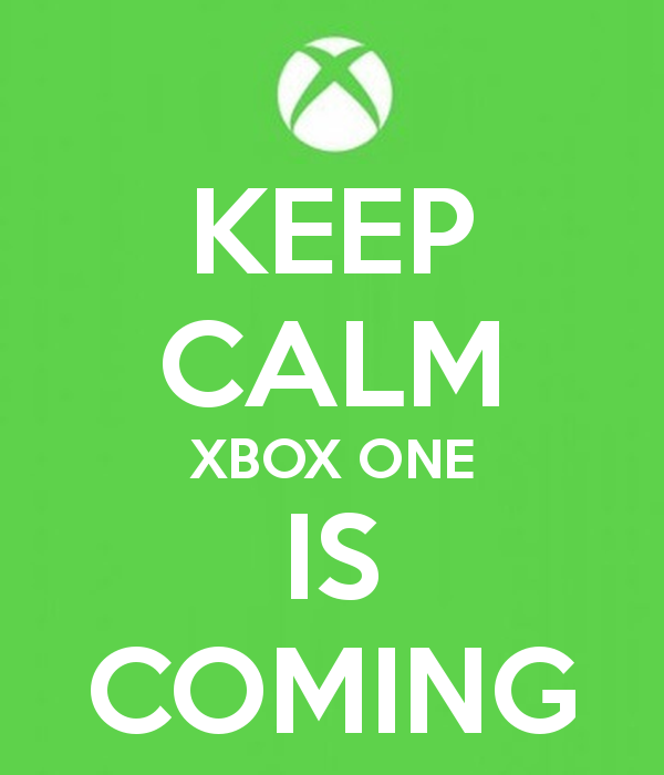 Free Download Xbox One Iphone Wallpaper Keep Calm Xbox One Is Coming 600x700 For Your Desktop Mobile Tablet Explore 49 Xbox Iphone Wallpaper Killer Instinct Xbox One Wallpaper Wallpaper