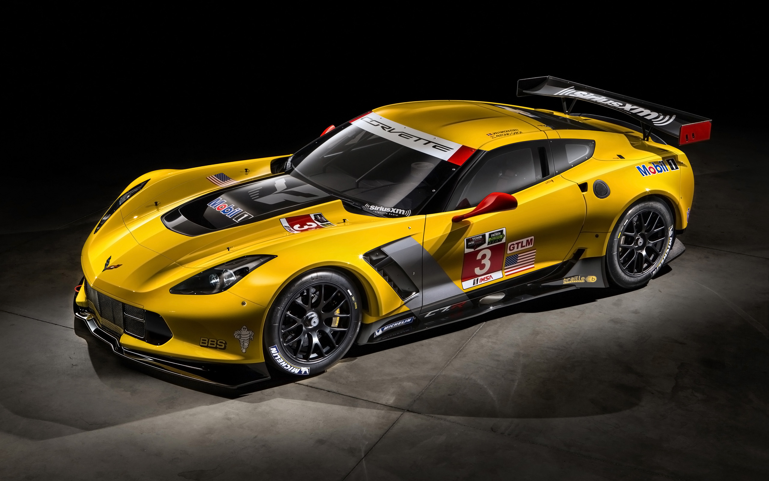 Chevrolet Corvette C7 R 2014 Wallpaper HD Car Wallpapers 2560x1600