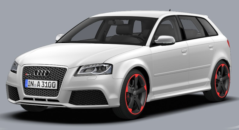 Wallpapers Audi RS3 Car Wallpapers Audi RS3 Car Desktop 792x432