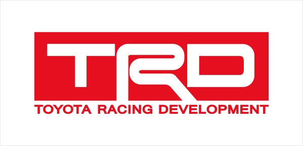 About Toyota Racing Development TRD Logo Decal Sticker 340 X 120 Mm 599x290