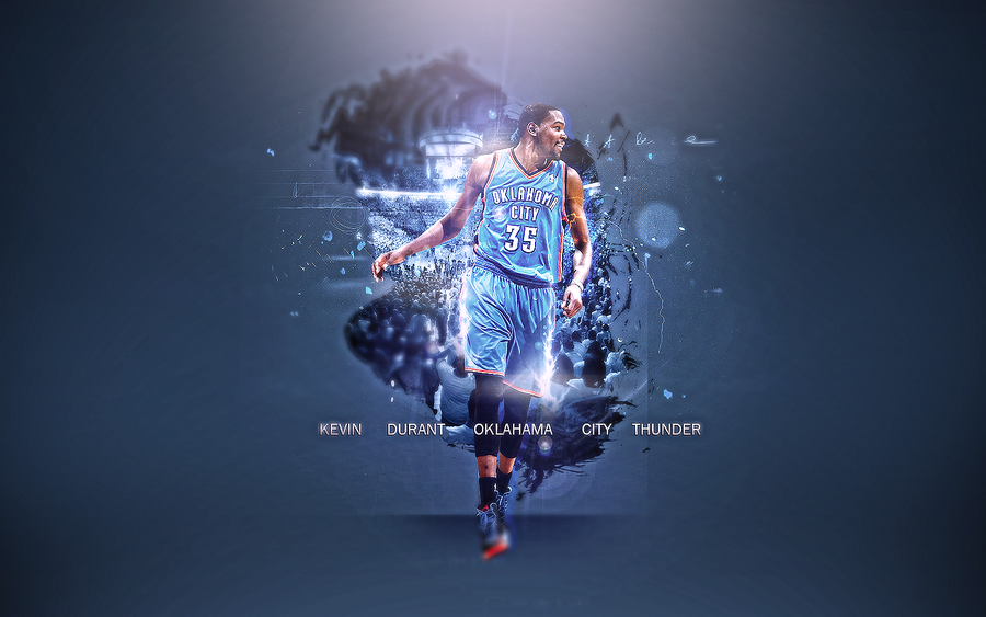 Kevin Durant Dunking Wallpaper Best Cool Wallpaper HD 900x563