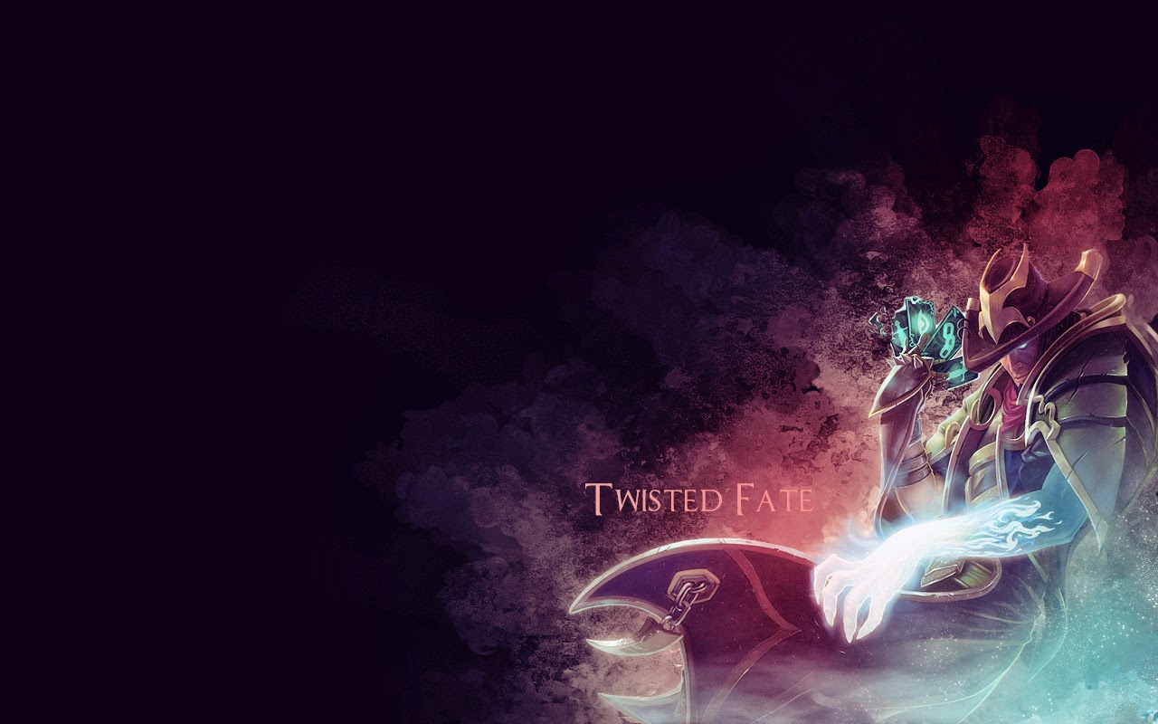 Twisted Fate Desktop Backgrounds Twisted Fate LOL Champion Wallpapers 1280x800