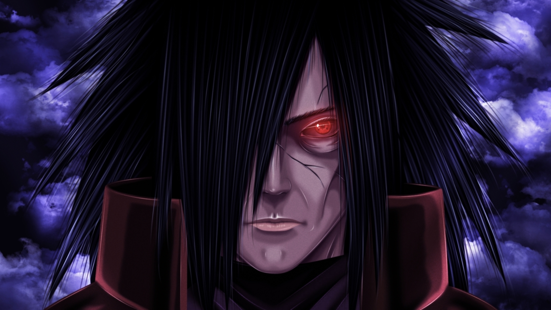 madara uchiha wallpaper HD 1920x1080