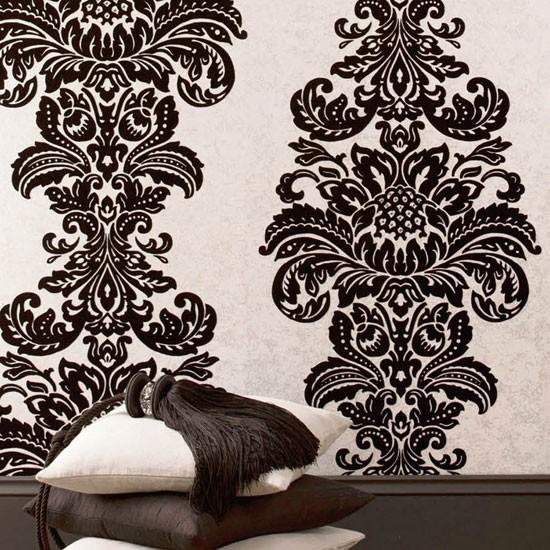 New Swarovski crystal wallpaper from Kardona 550x550