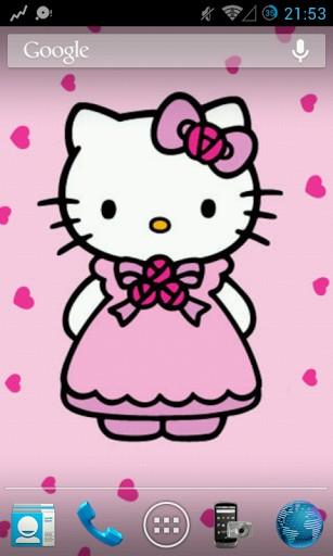 Free Hello Kitty Live Wallpaper Wallpapersafari