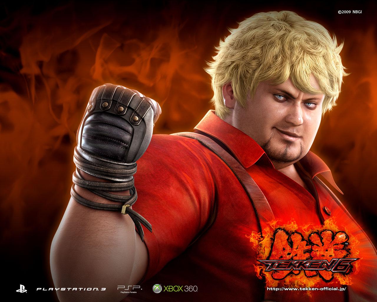 Tekken 6 desktop wallpaper Tekken 6 wallpapers 1280x1024