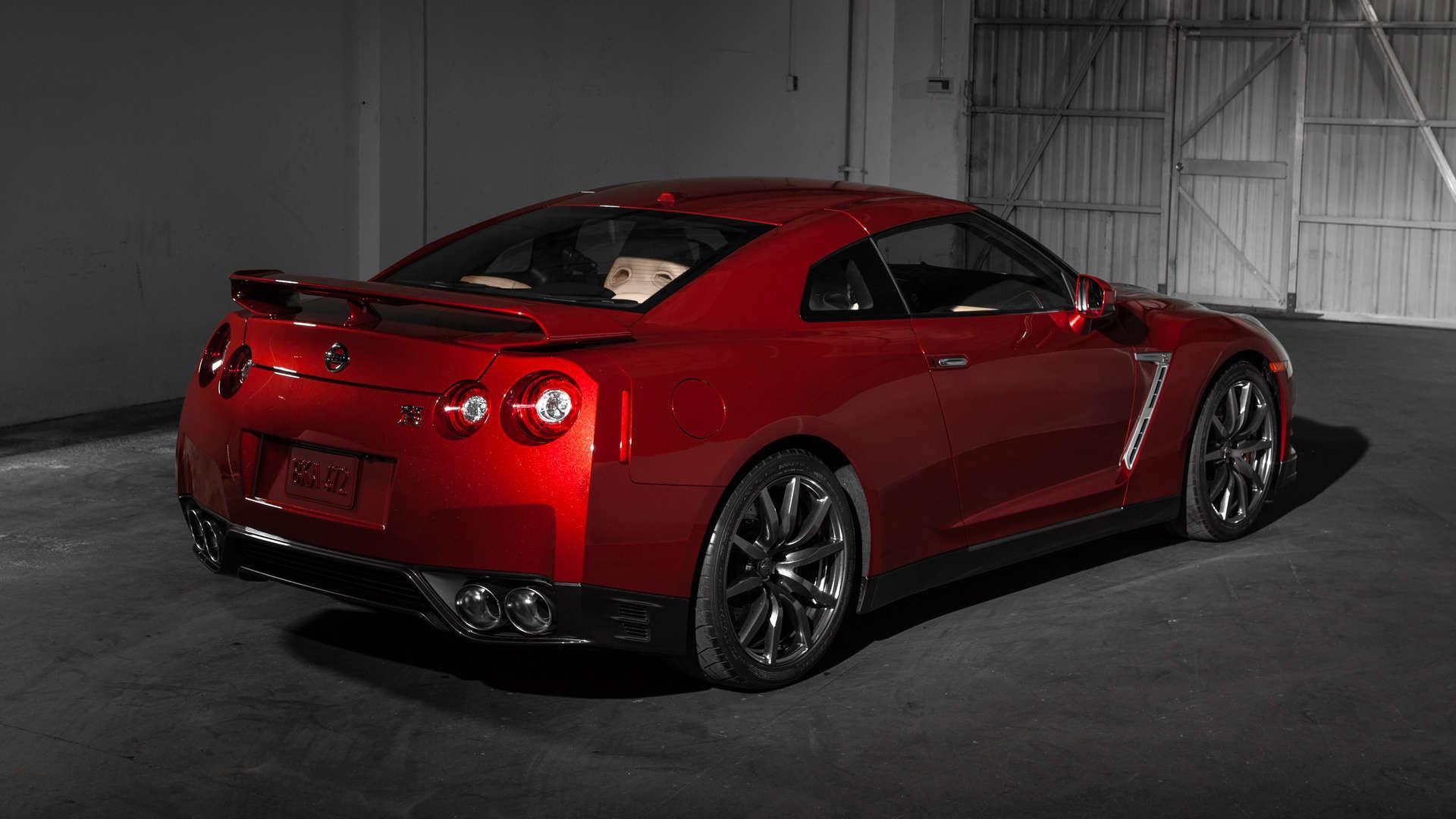 Nissan GT R Wallpaper HD - WallpaperSafari