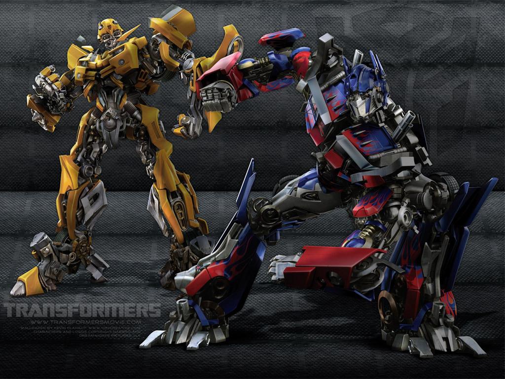 Wallpaper transformers 2 animaatjes 96 Wallpaper 1024x768