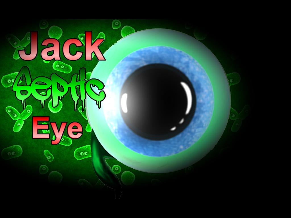 Jack Septic Eye ART by DustinJGreen 1024x768