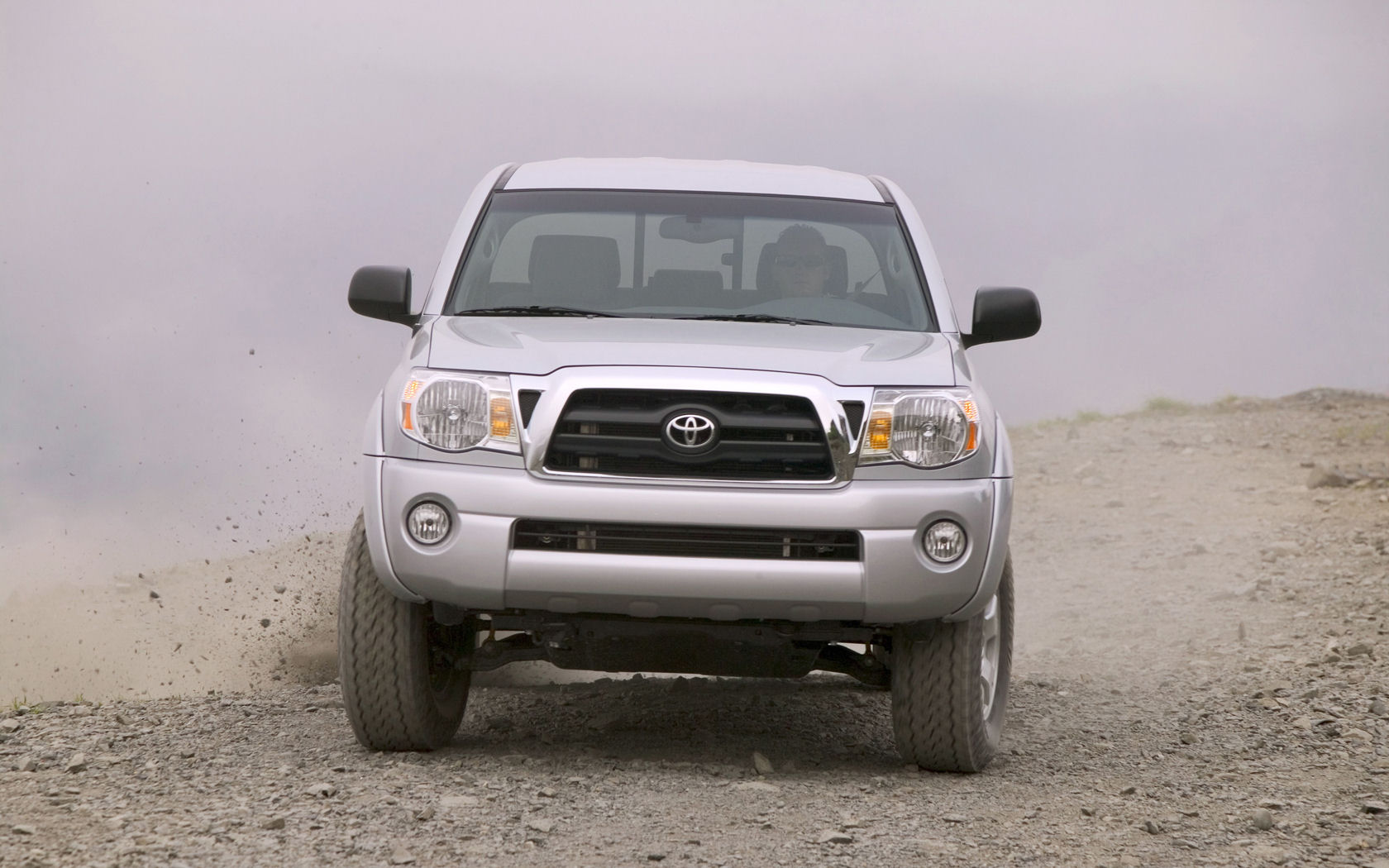 Toyota Toyota Tacoma Toyota Tacoma Desktop Wallpapers Widescreen 1680x1050