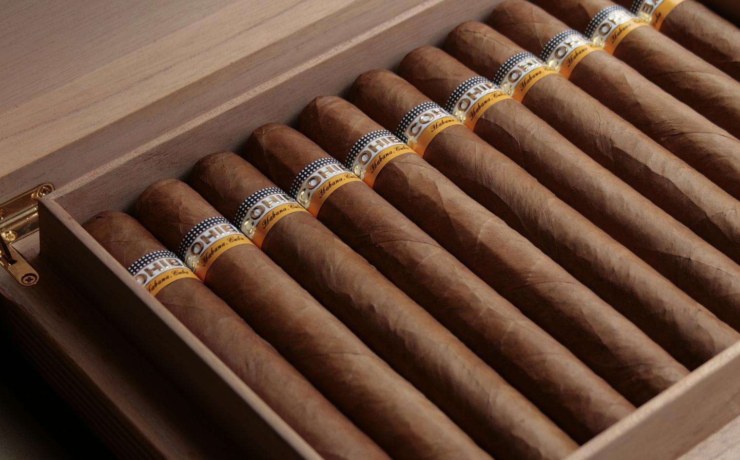 Cigar Background Cigars cohiba wallpaper 1518x945