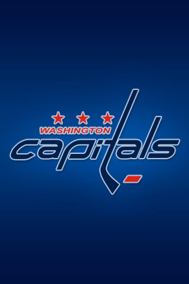 Washington Capitals iPhone 4 Wallpaper and iPhone 4S Wallpaper 640x960