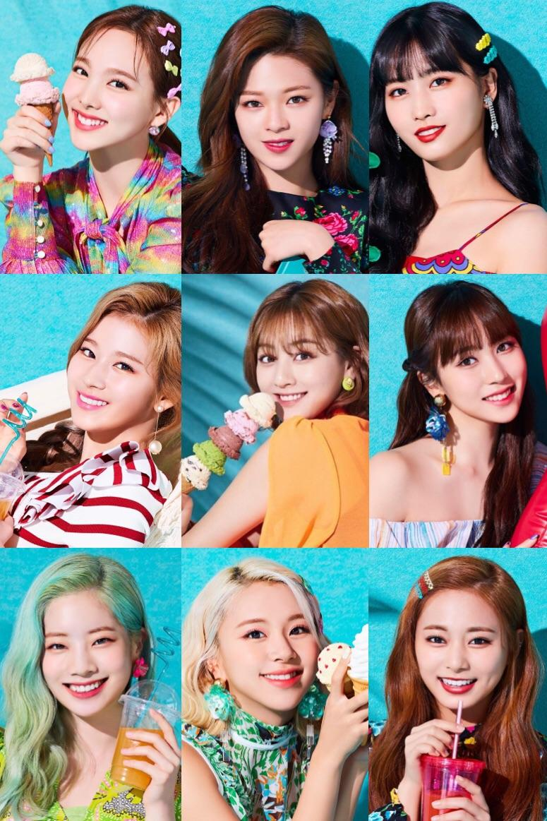 Twice Happy Happy Phone Wallpaper twicemedia 775x1163