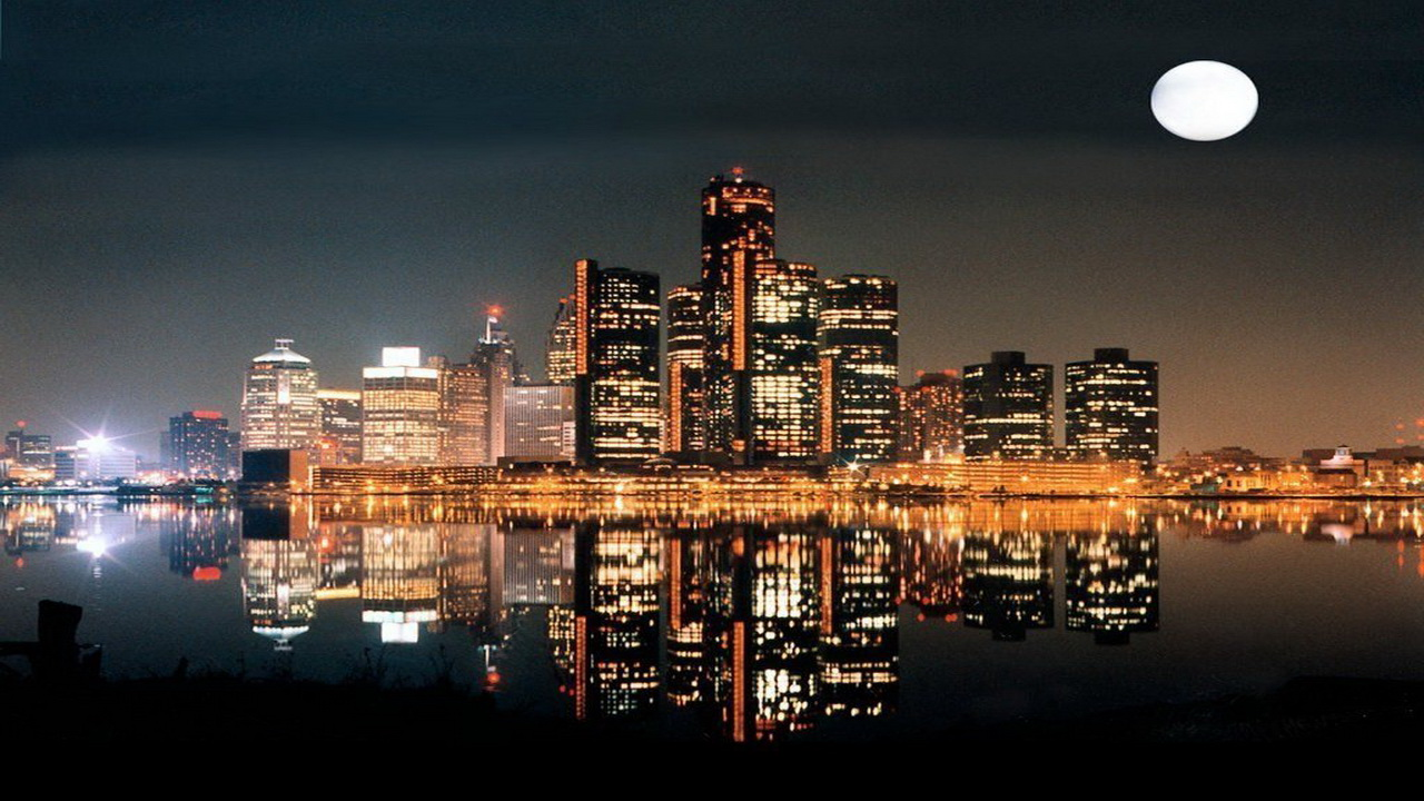 City Night View Mobyetcom 1280x720 pixel City HD Wallpaper 39460 1280x720
