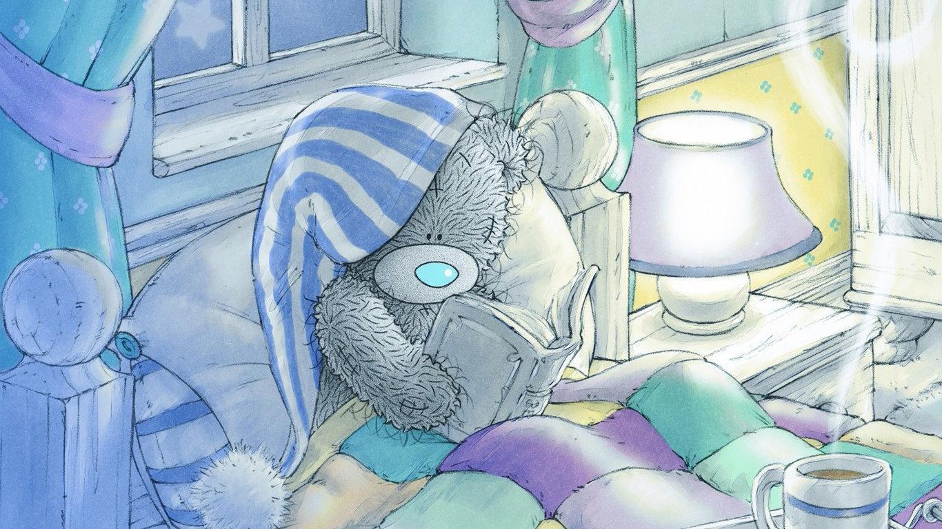 Картинки спокойной зимней ночи выздоравливай животные