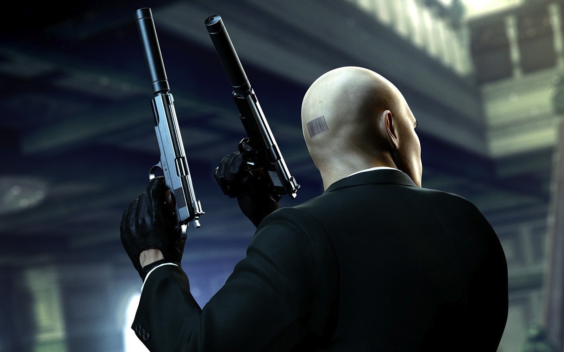 44 Hitman Agent 47 Wallpaper On Wallpapersafari