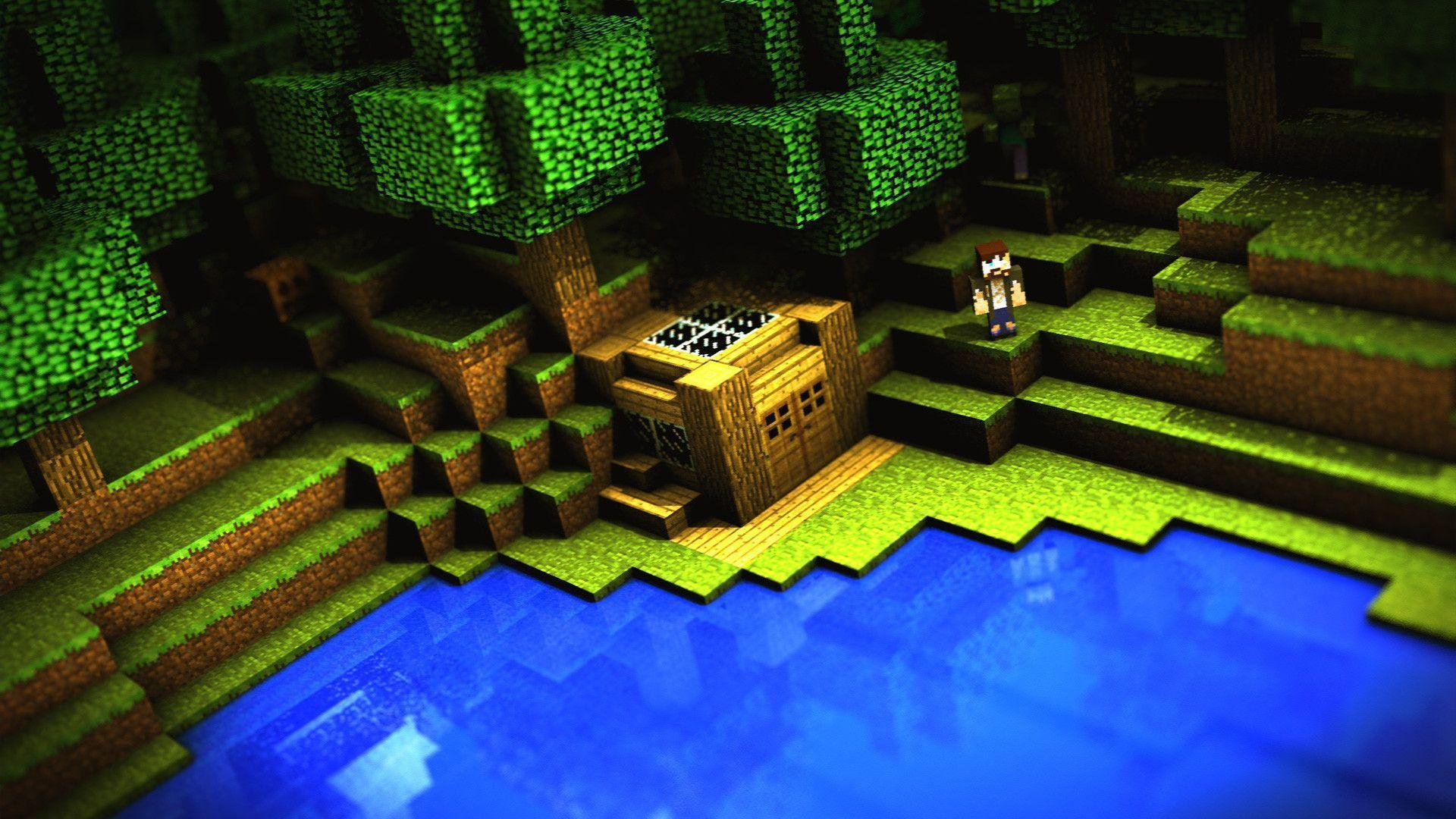 Minecraft Desktop Backgrounds 1920x1080