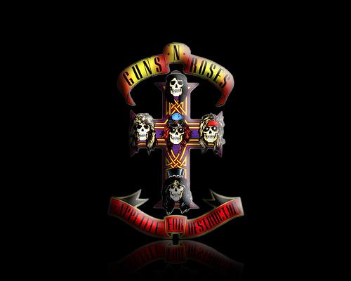 Guns N Roses   Appetite for destruction Flickr   Photo Sharing 500x400