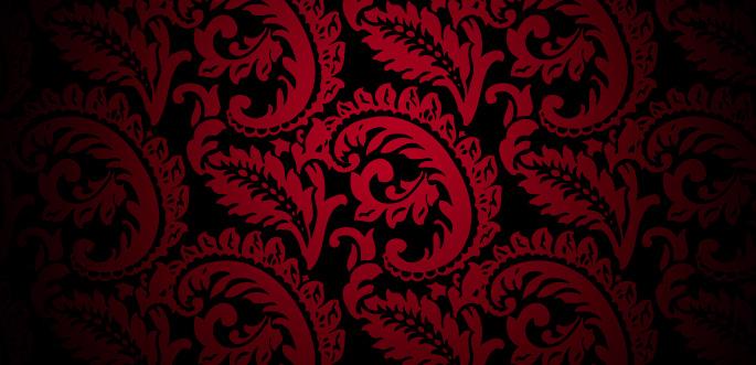 Wallpaper Patterns Victorian 685x331