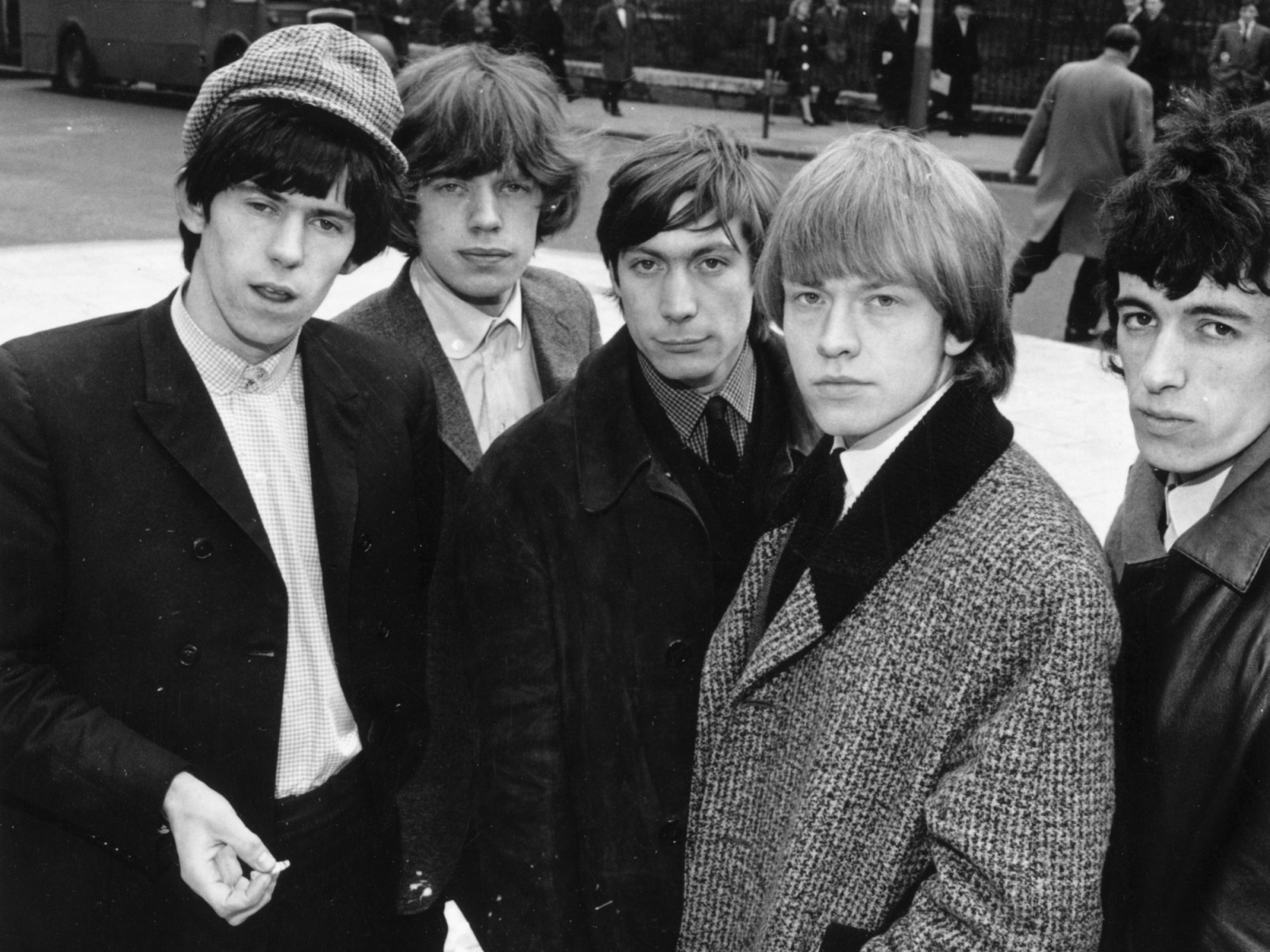 The Rolling Stones wallpaper ever The Rolling Stones wallpapers 1600x1200