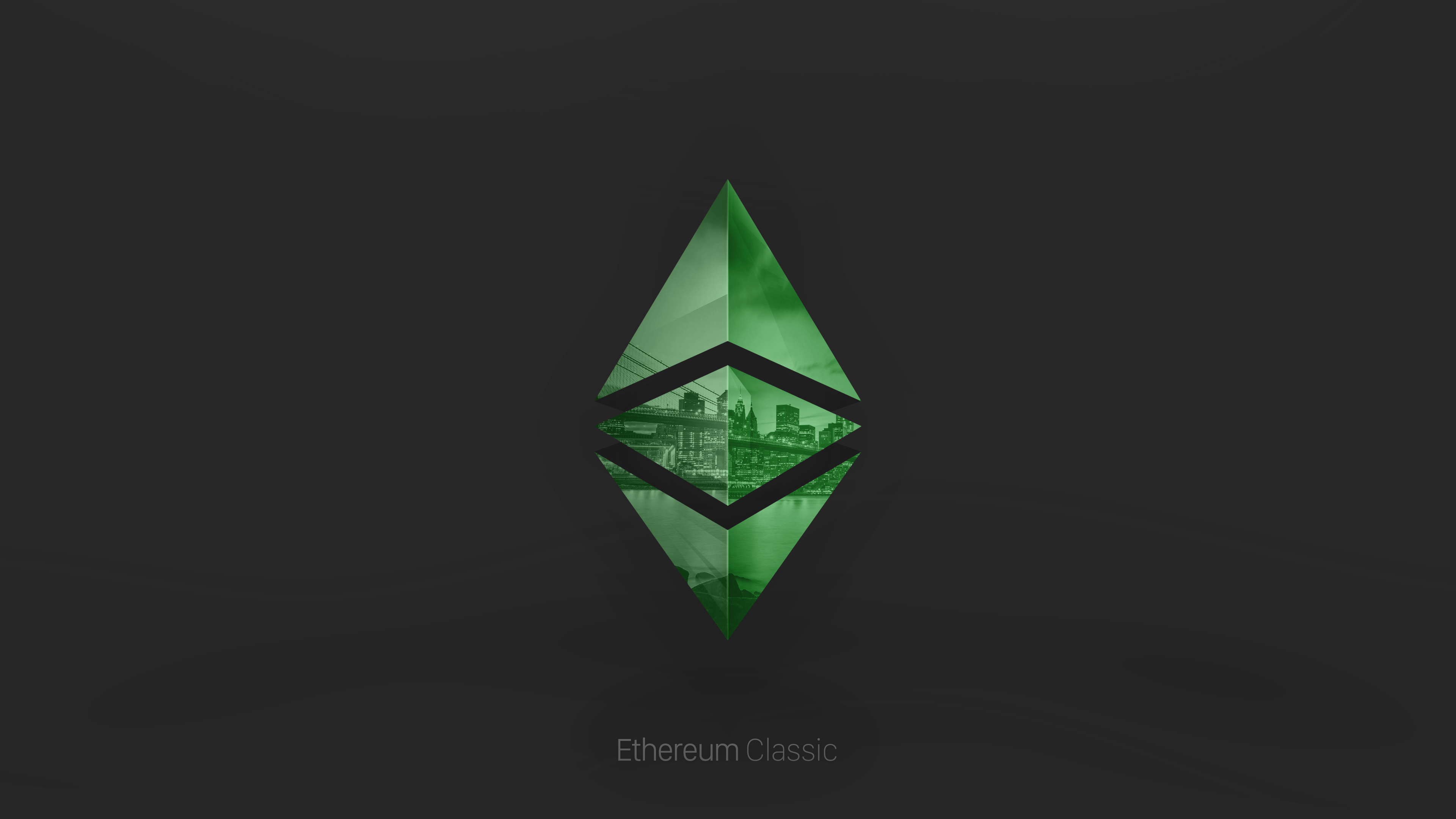 Ethereum Classic Wallpaper [3840x2160] for the longHODLers 3840x2160