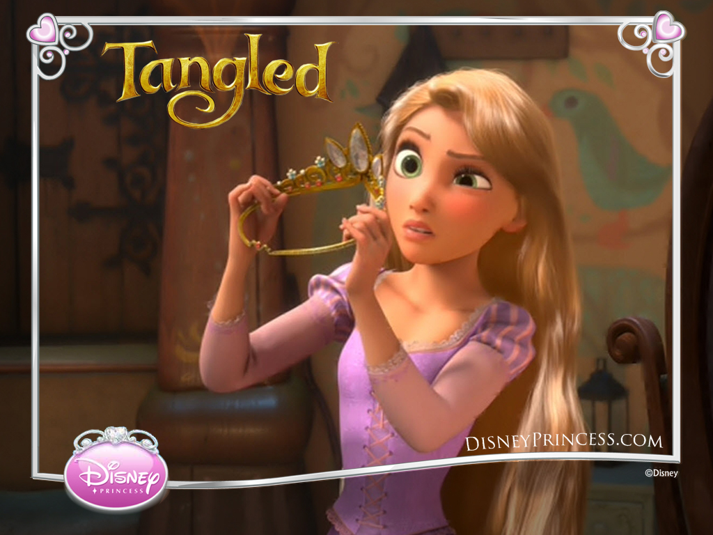 Rapunzel Wallpaper   Tangled Wallpaper 25780898 1024x768
